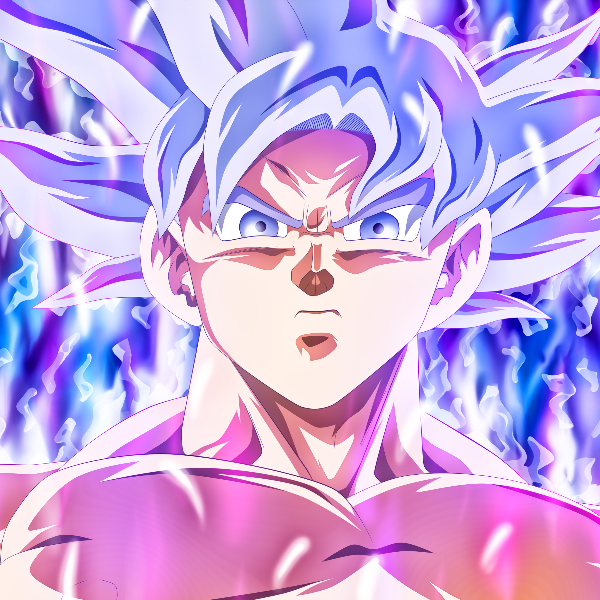 View, Download, Rate, And Comment On This Goku Mastered