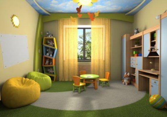 Bedroom Decorating Ideas for Toddler Boys | Boy bedroom idess ...