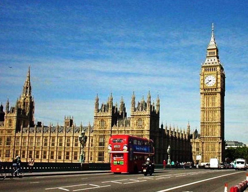 Palacio de Westminster y Big Ben - Londres, Reino Unido