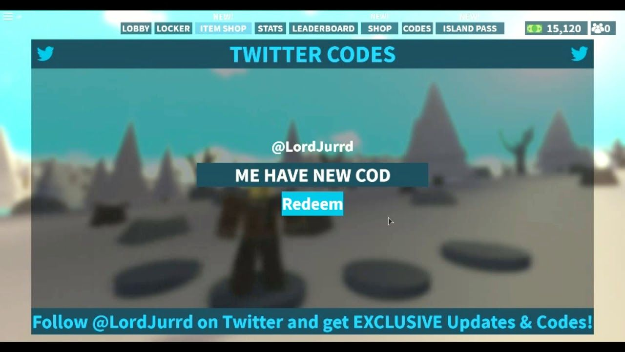 Codes For Roblox Island Royale Newest New Code Island Royale Beta Coding Com Games Island