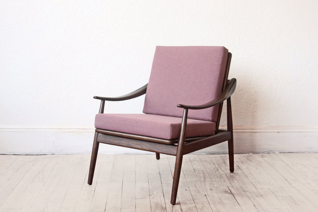 8274b5ead Mid Century Lounge Chair Arm Chair. | Simple & Beautiful Things ...