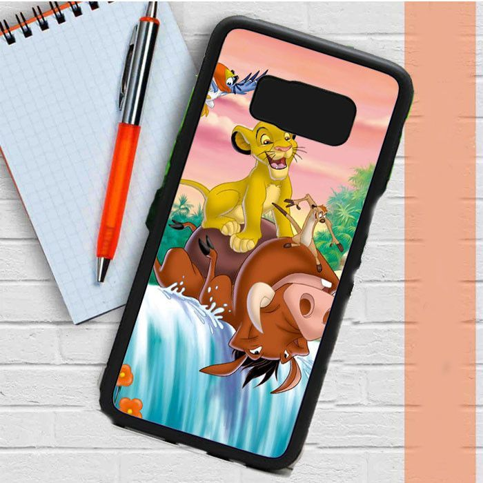 The Lion King Disney Funny Samsung Galaxy S8 Plus Case Casefreed