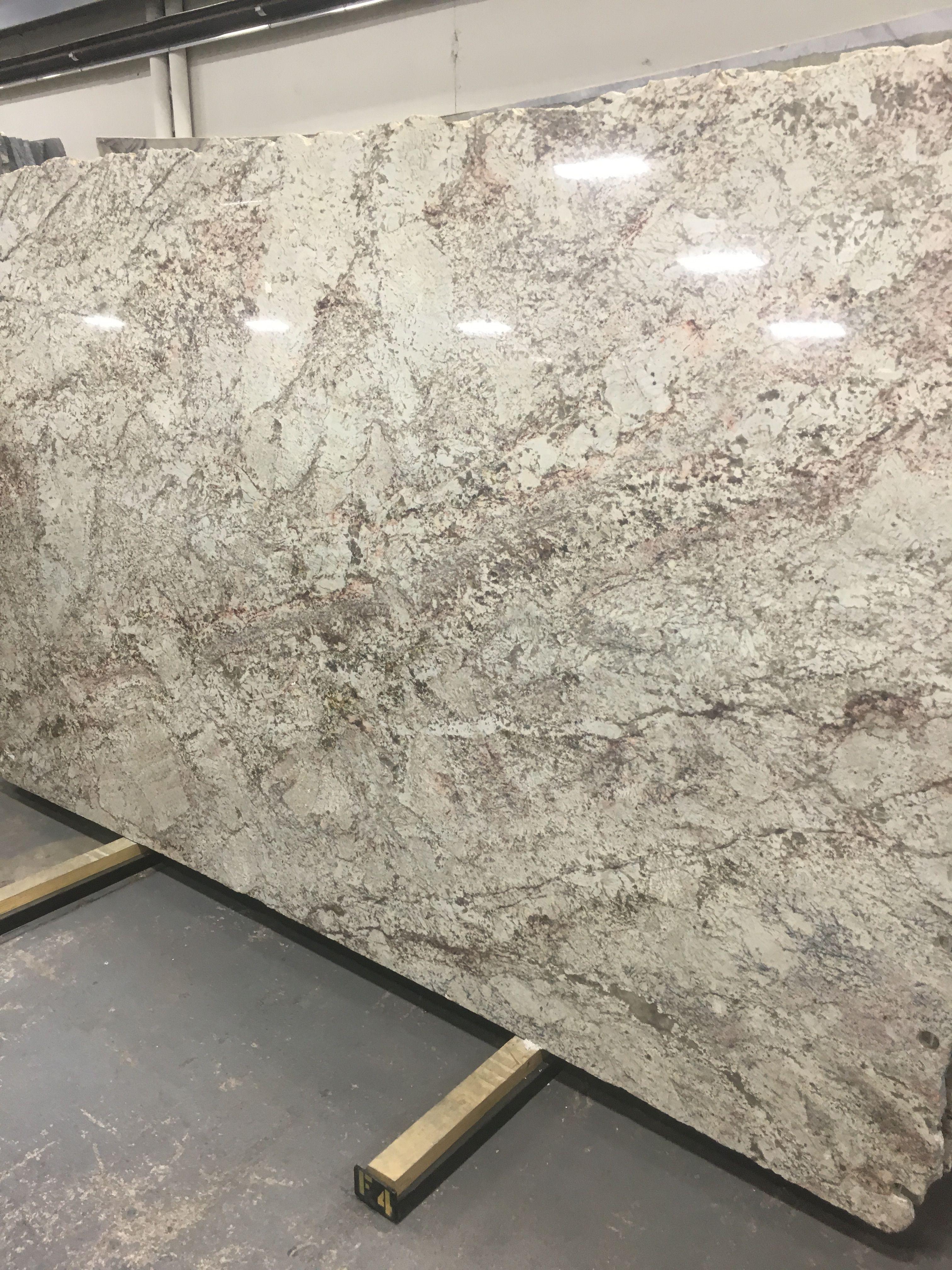 White Springs Granite Slab  Available Countertops