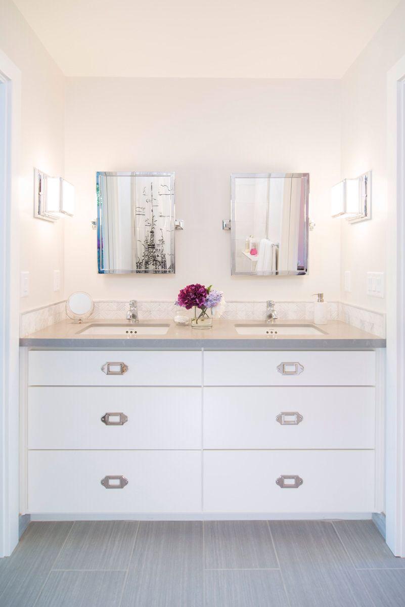 best jackjill bathroom  vanity modern design