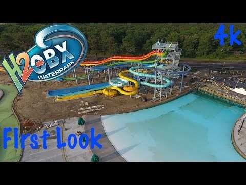 First Look At H2OBX Water Park In NC