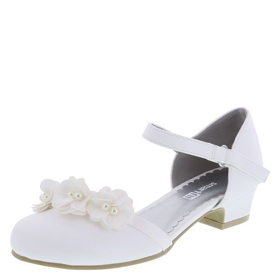 Girls shoes, Bride shoes, Flower girl shoes
