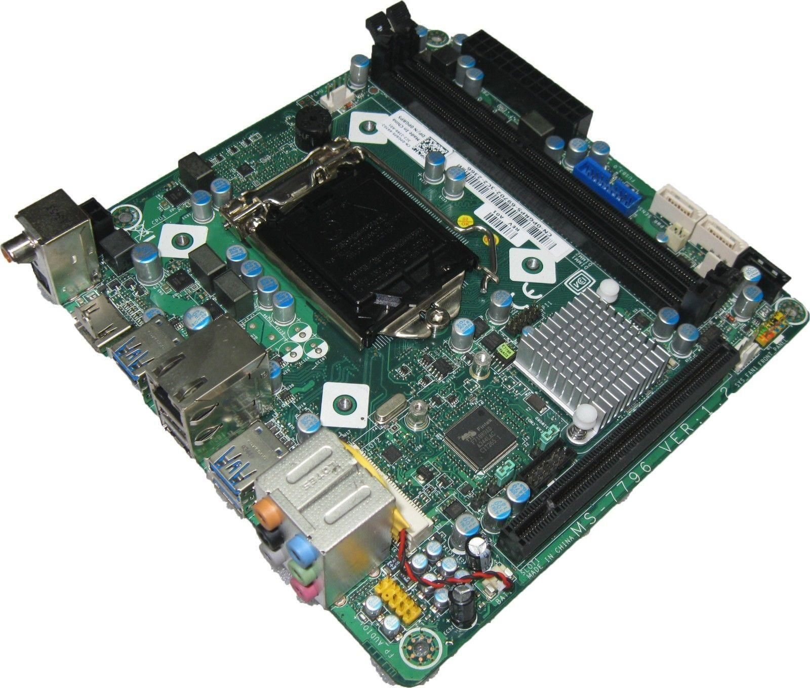 New Dell Alienware X51 R2 Andromeda Intel Motherboard S1150 Pgrp5