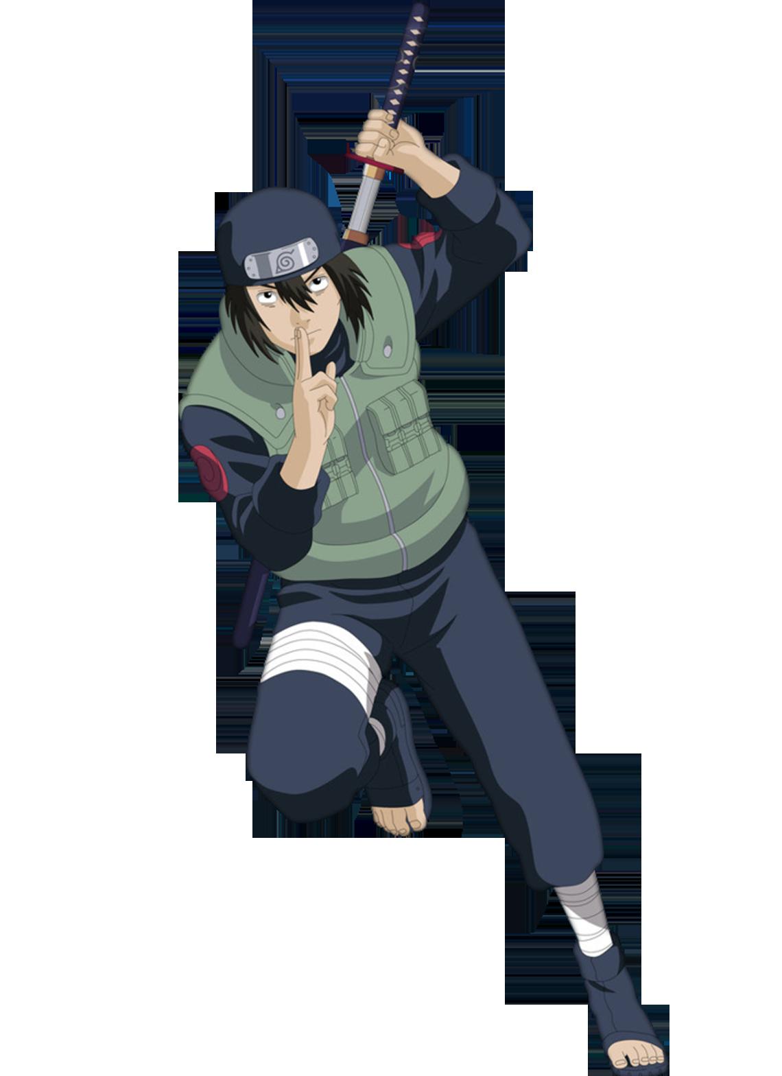 Hayate Gekkou Anime Naruto Birthday November 2