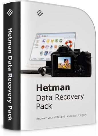 لاستعادة Hetman Data Recovery Pack