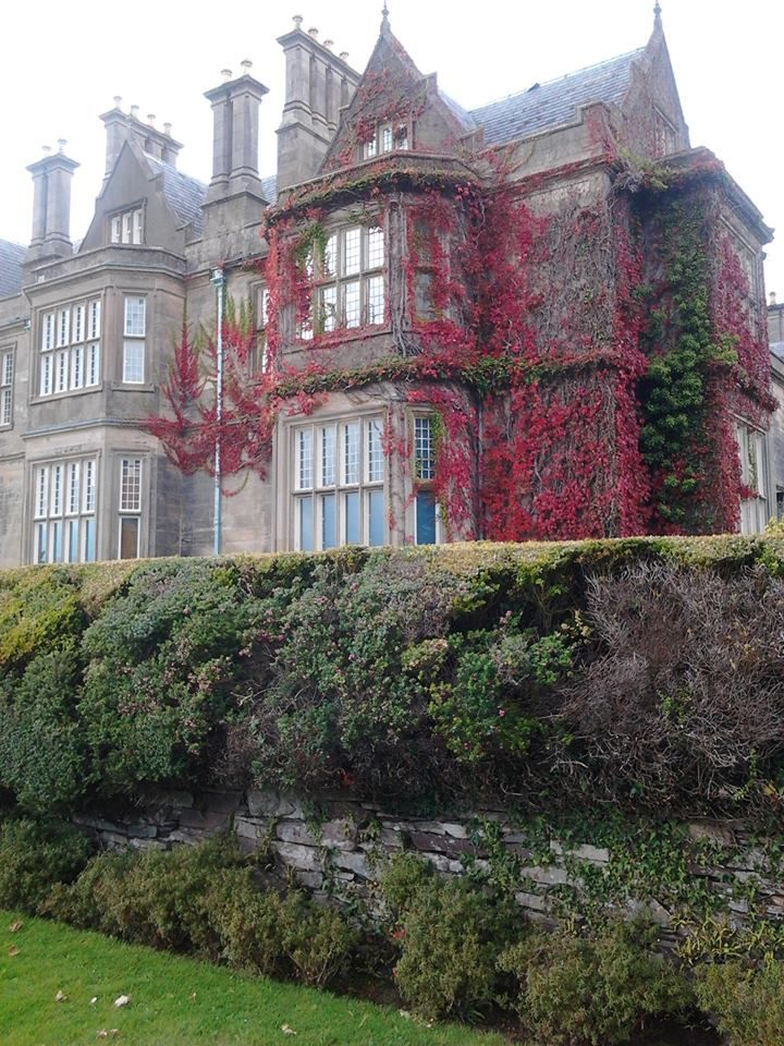 Moucross House Killarney National Park.