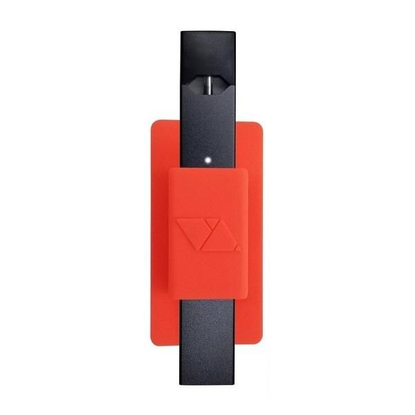 VQ Lite - Juul Compatible Multi-surface Sticky Holder (Black)