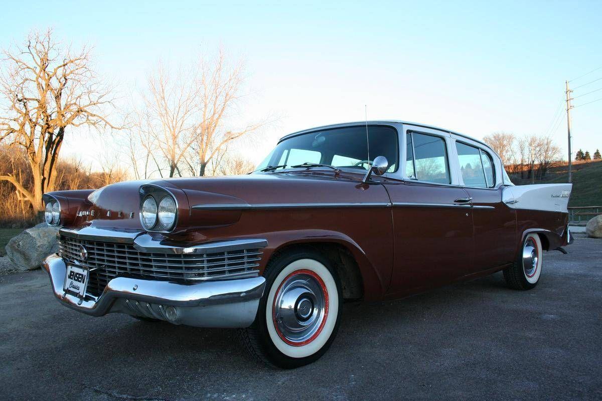 1958 Studebaker President for Sale | Studebaker | Pinterest | Cars