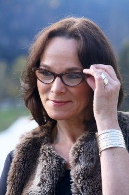The Brit | Cat Eye Reading Glasses | Annette of Lady of Style