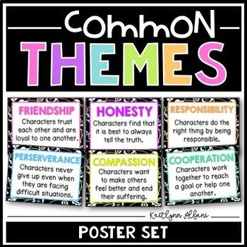 common themes found in literature