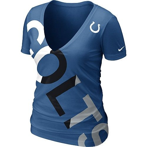 Nike: Indianapolis Colts--I love this one for you
