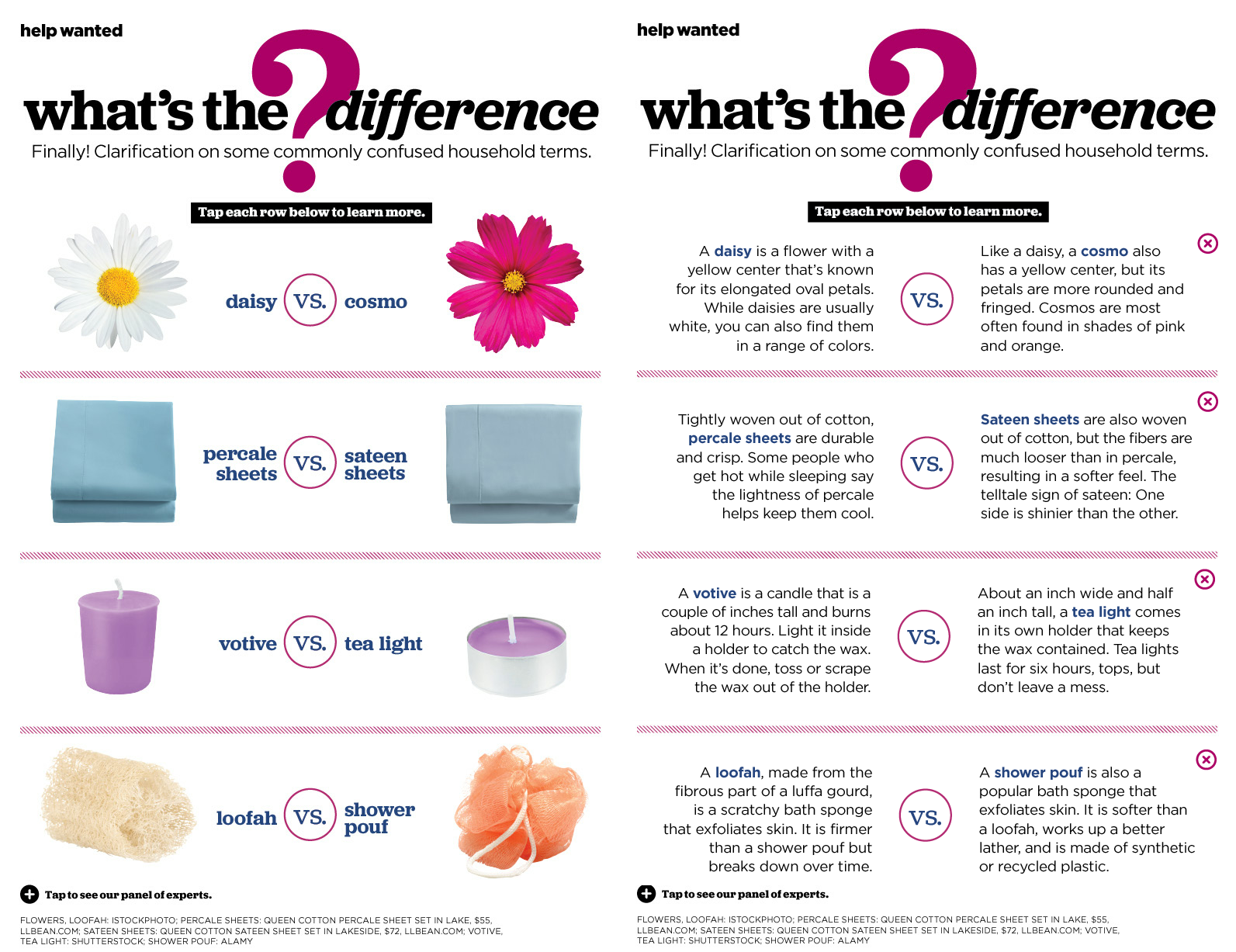 Hgtv Magazine May What S The Difference