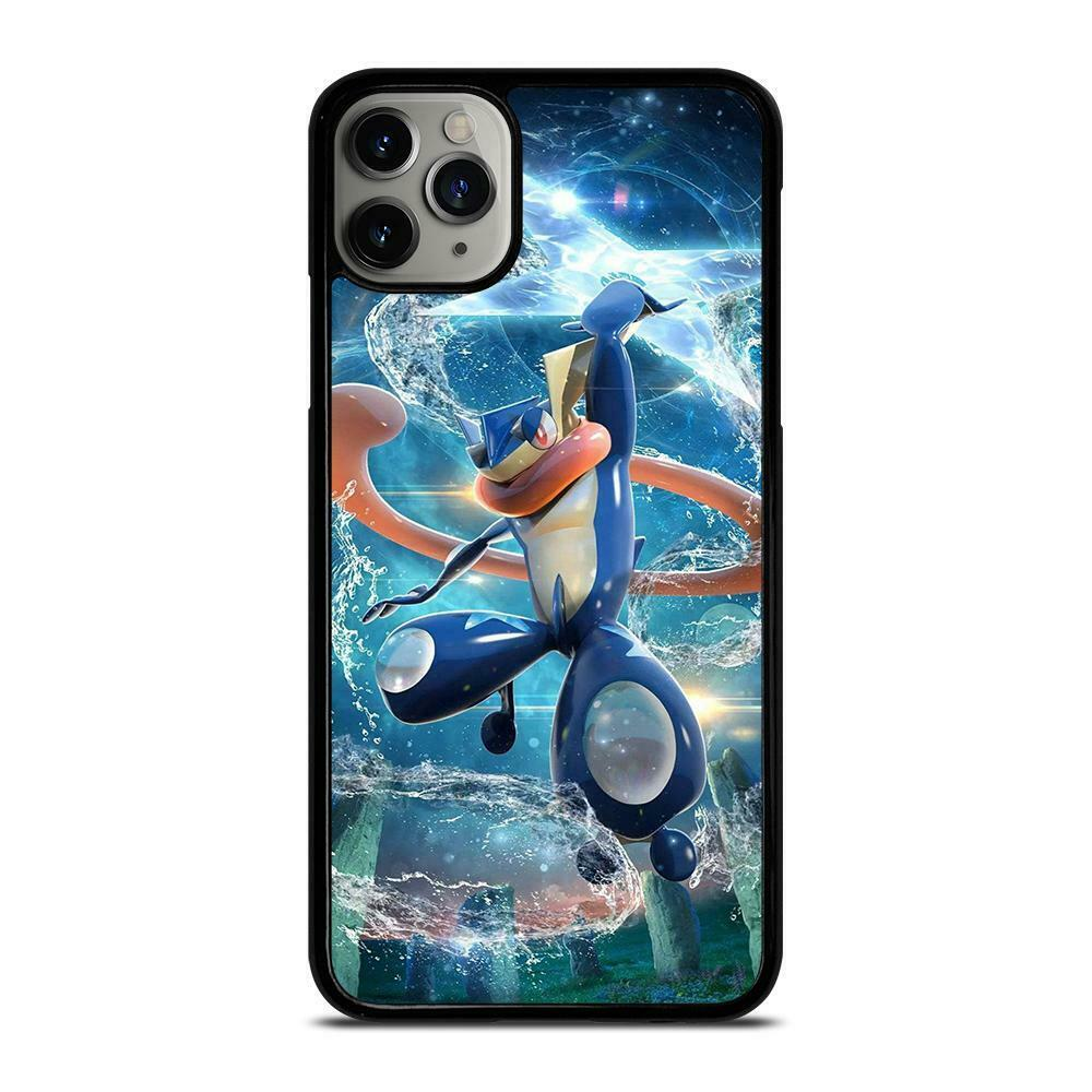 POKEMON GRENINJA iPhone 6//6S 7 8 Plus X//XS Max XR Case Cover