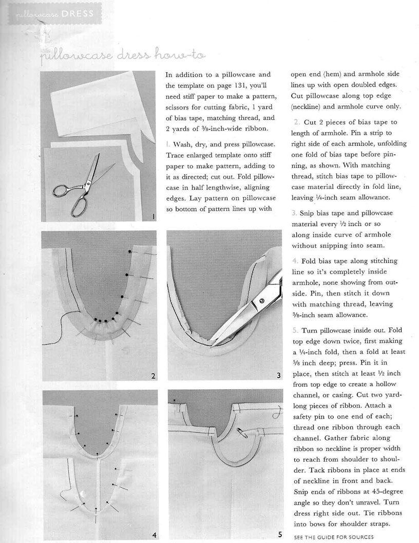 Hacer un vestido niña fácil | Técnicas de costura | Pinterest