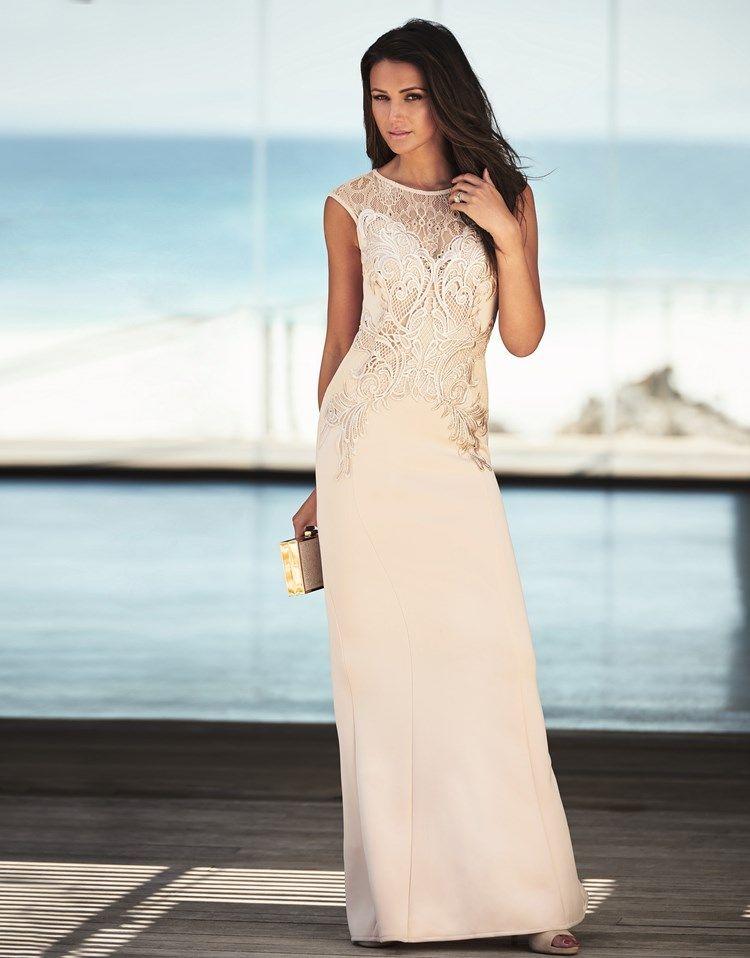 Black and white striped maxi dress michelle keegan dresses