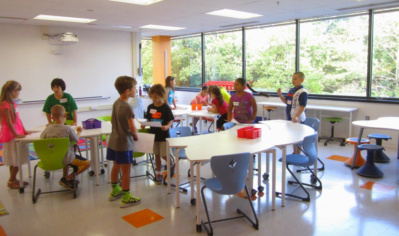 Reasons for Paying Attention to Classroom Design | Power Blogs