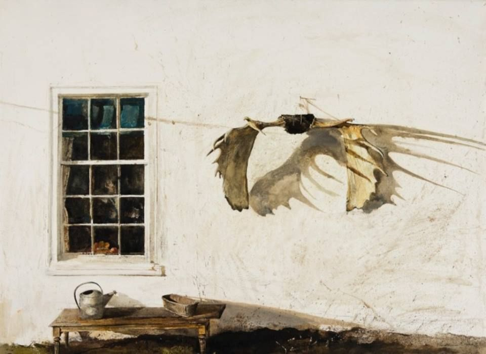 Andrew Wyeth The Trophy 1963 Andrew Wyeth Andrew Wyeth