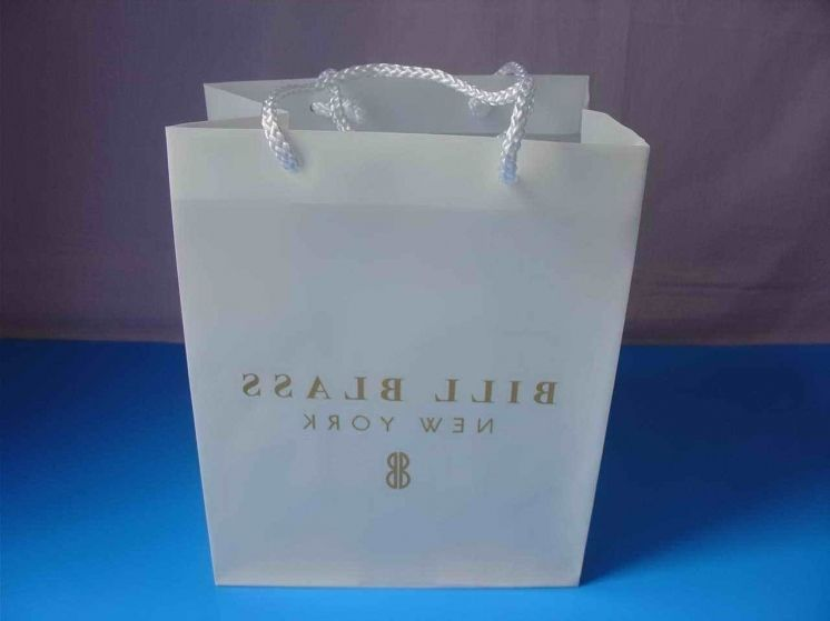 Clear Shopping Bags With Handles | Ideal Bags | Pinterest ...