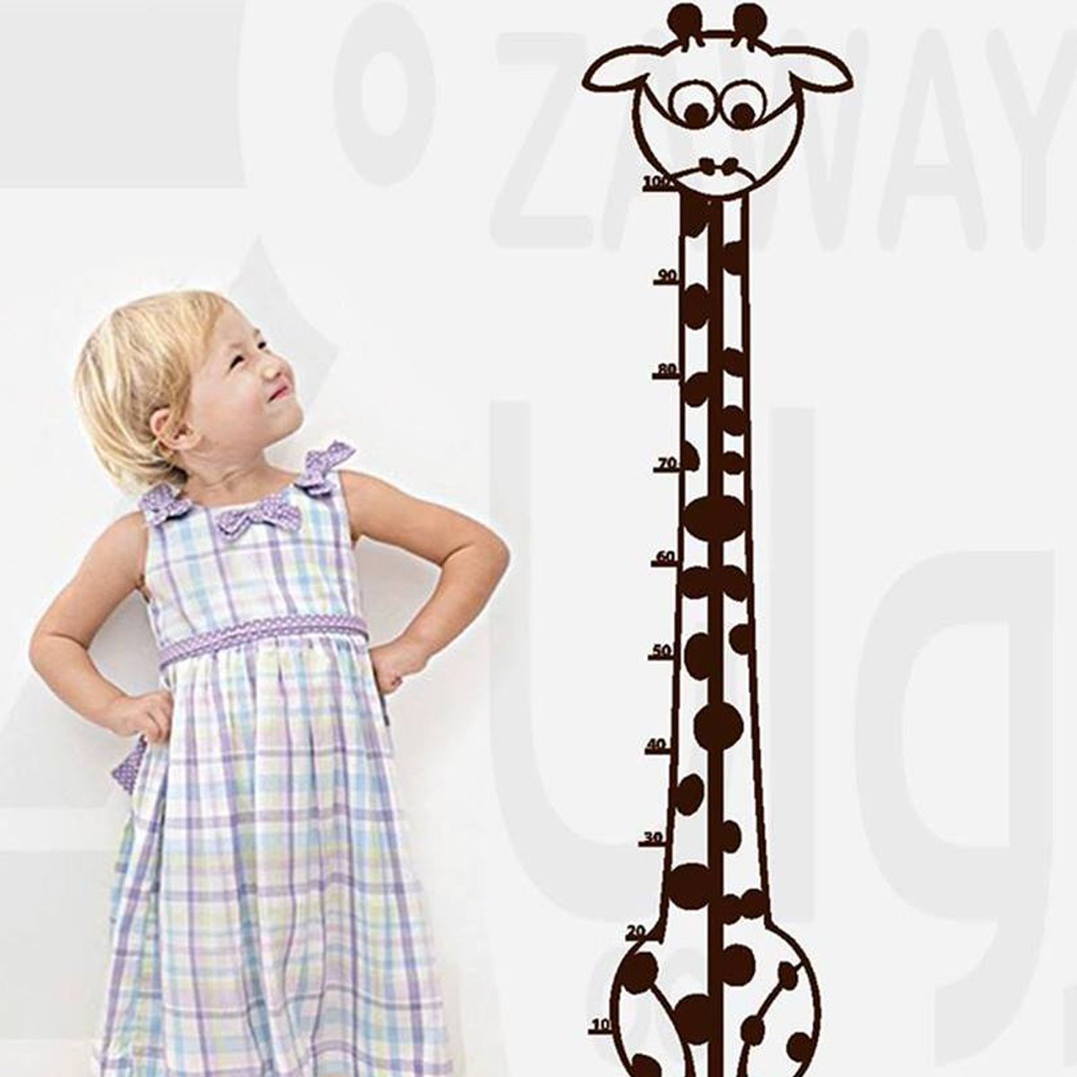 Wood Height Measure for kids