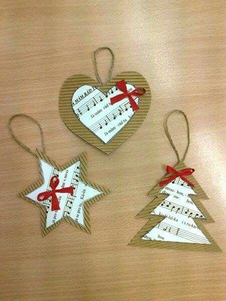 Pin de Наталья Белышева en бирочки Pinterest Navidad