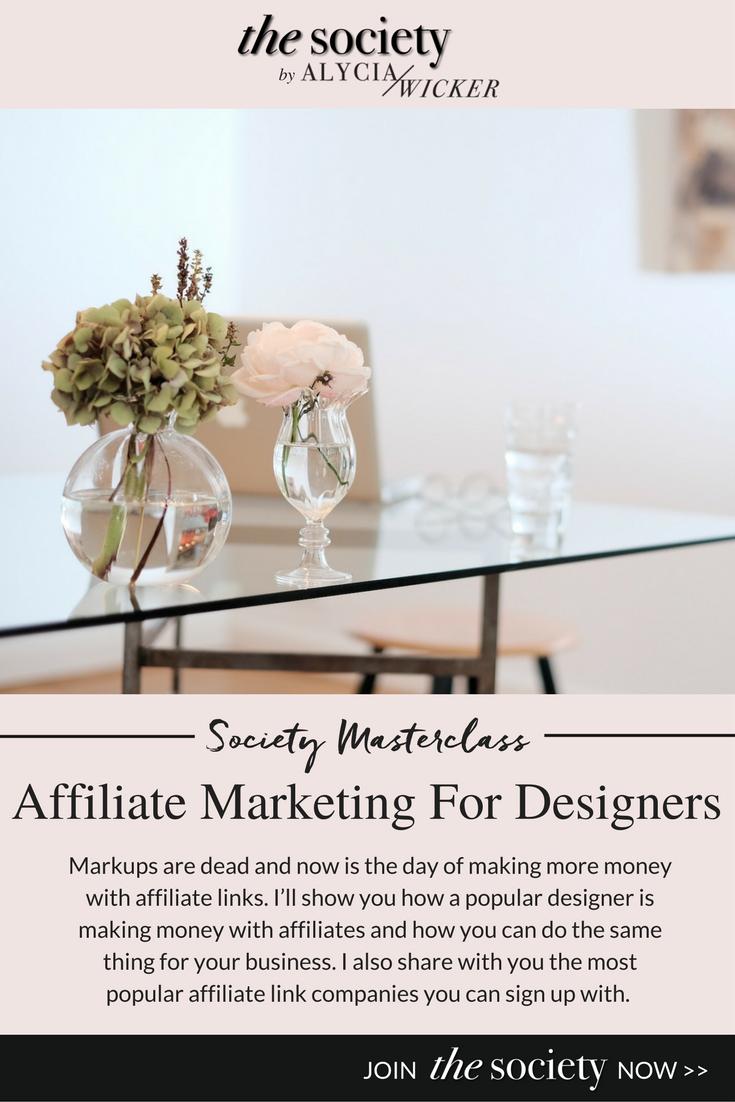 Interior Designer Interior Design Affiliate Marketing Affiliates