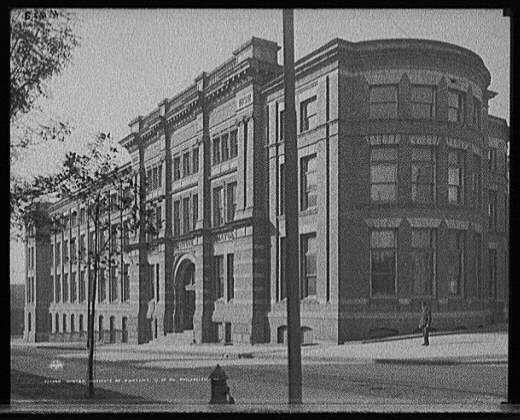 Wistar Institute of Anatomy, U. of Pa., Philadelphia, Pa.. | Old ...
