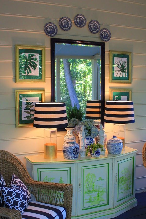 Pin On Chinoiserie Chic 2018 One room challenge linking participants