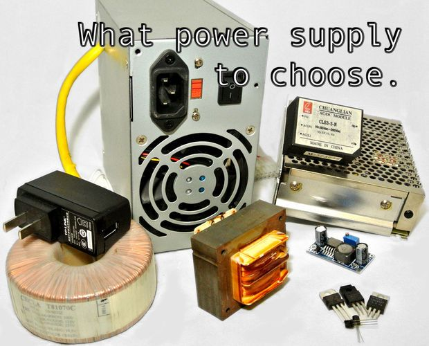 Powering Your Project Electronics Projects Diy Electronics Projects Diy Electrical
