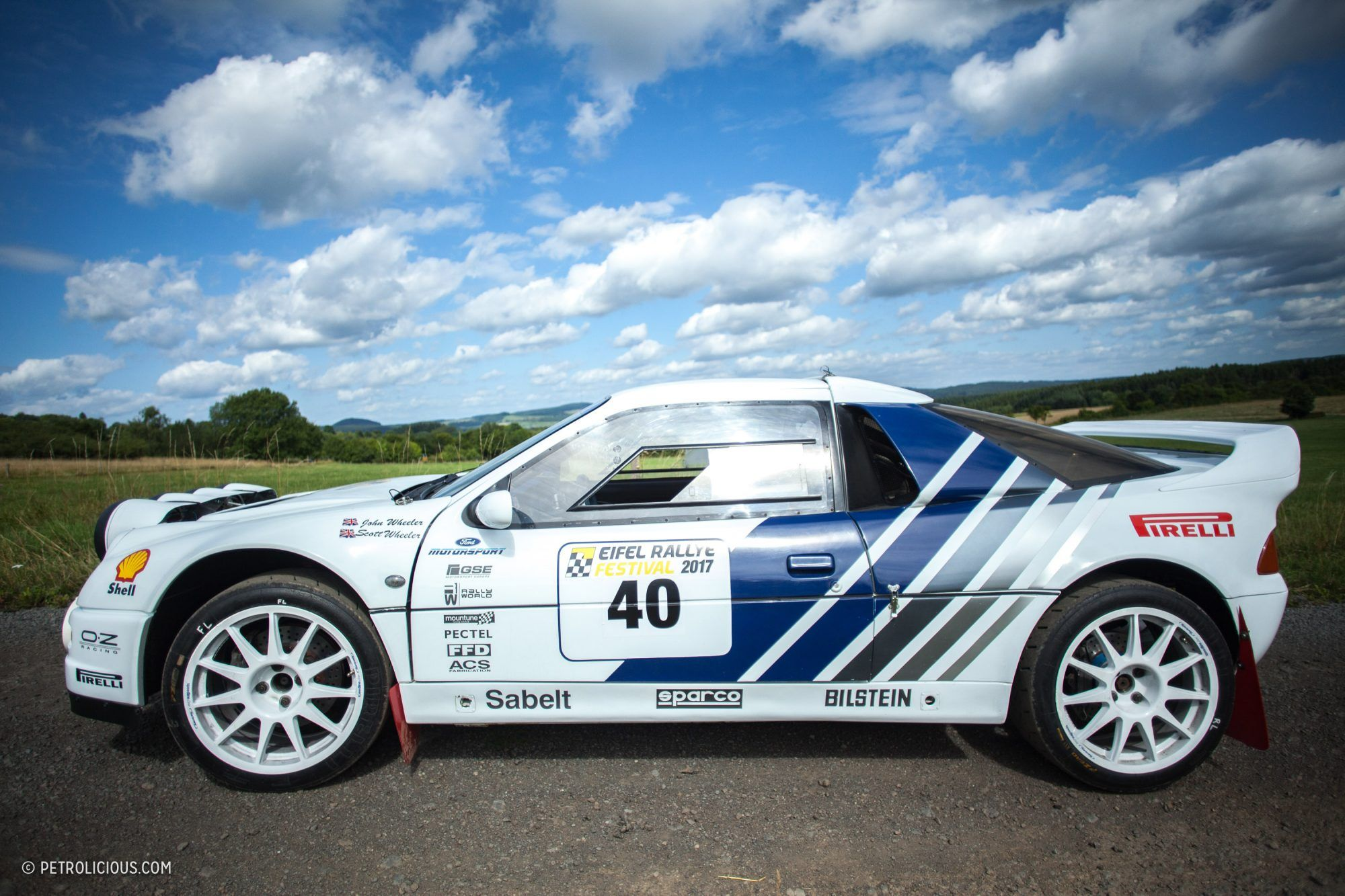 The Engineer Behind Ford S Rs200 Rally Car Gave It The Future The Factory Never Could Rally Car Ford Car