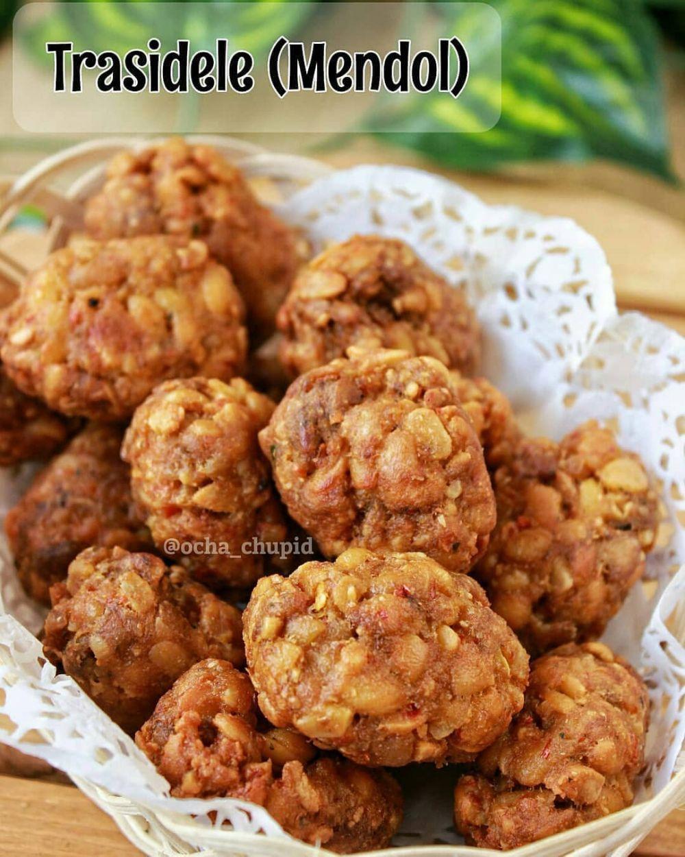 25 Resep Camilan Kreasi Tempe Yang Enak Istimewa Makanan Makanan Dan Minuman Resep