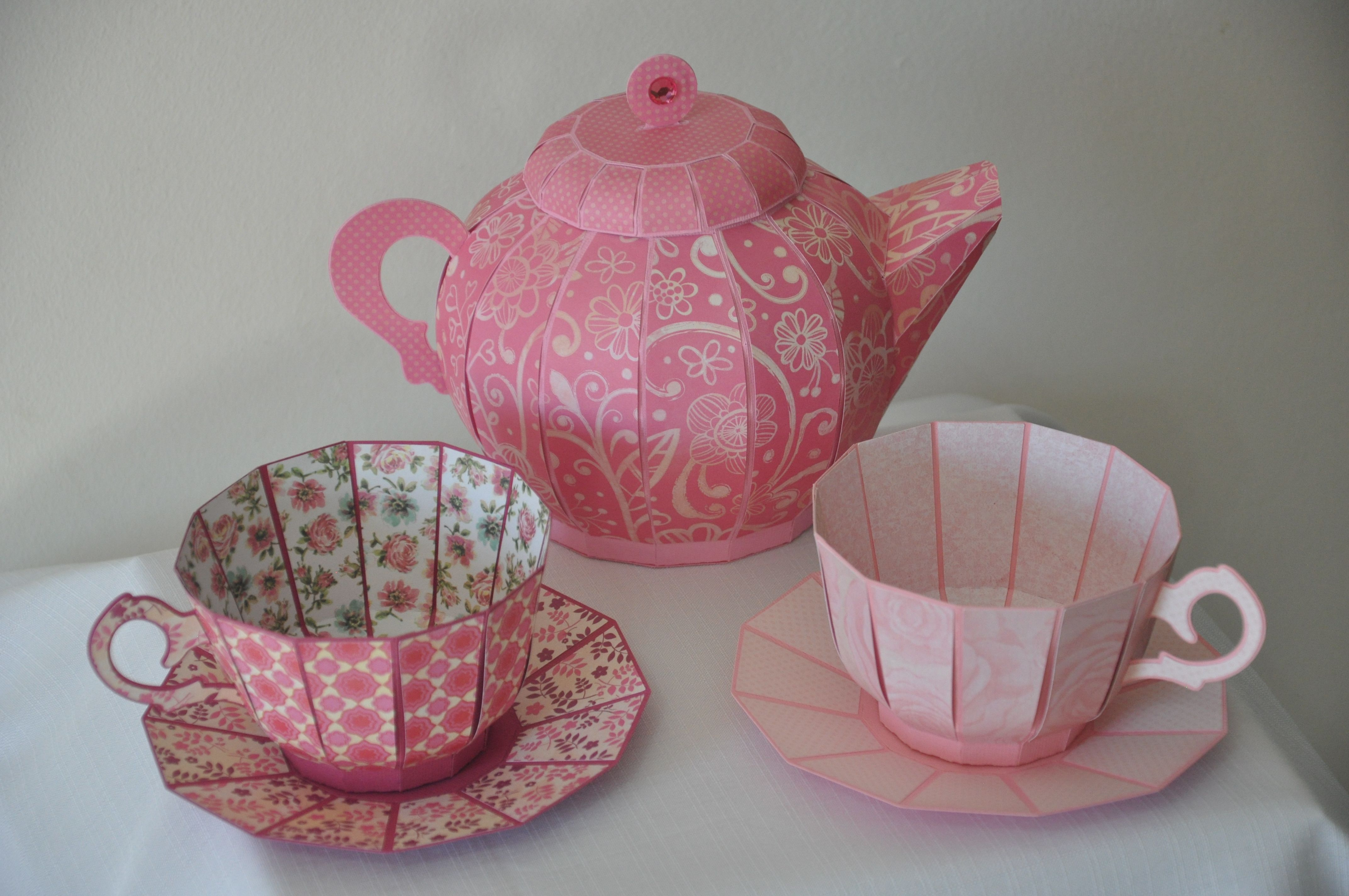 svgcuts Tea for two Teacup crafts, Cup crafts