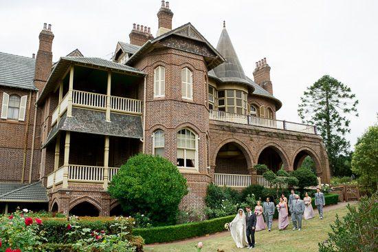 vintage inspired bowral wedding029 Choosing Wedding Venues