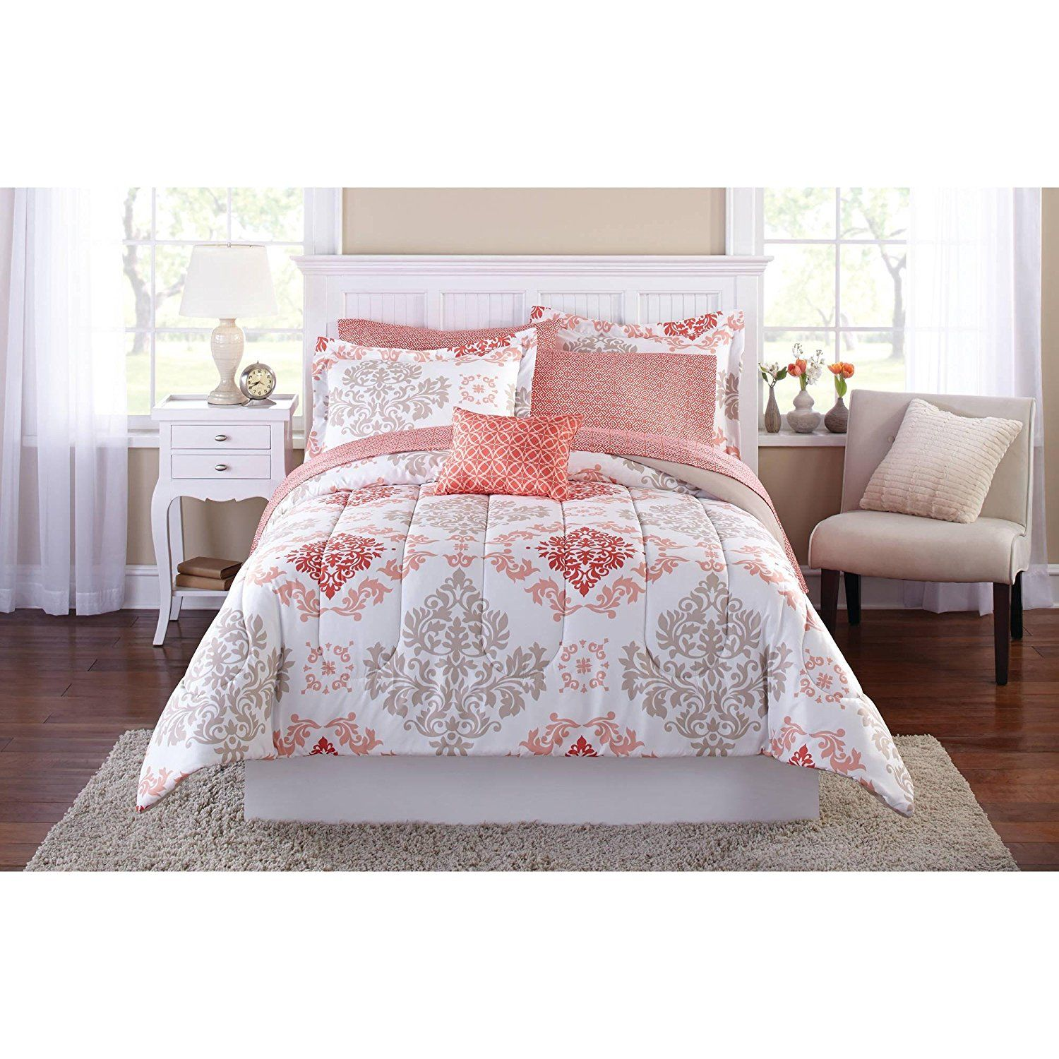 Best Boys Girls Kids Twin Bedding Sets Sale Coral Bedding 640 x 480