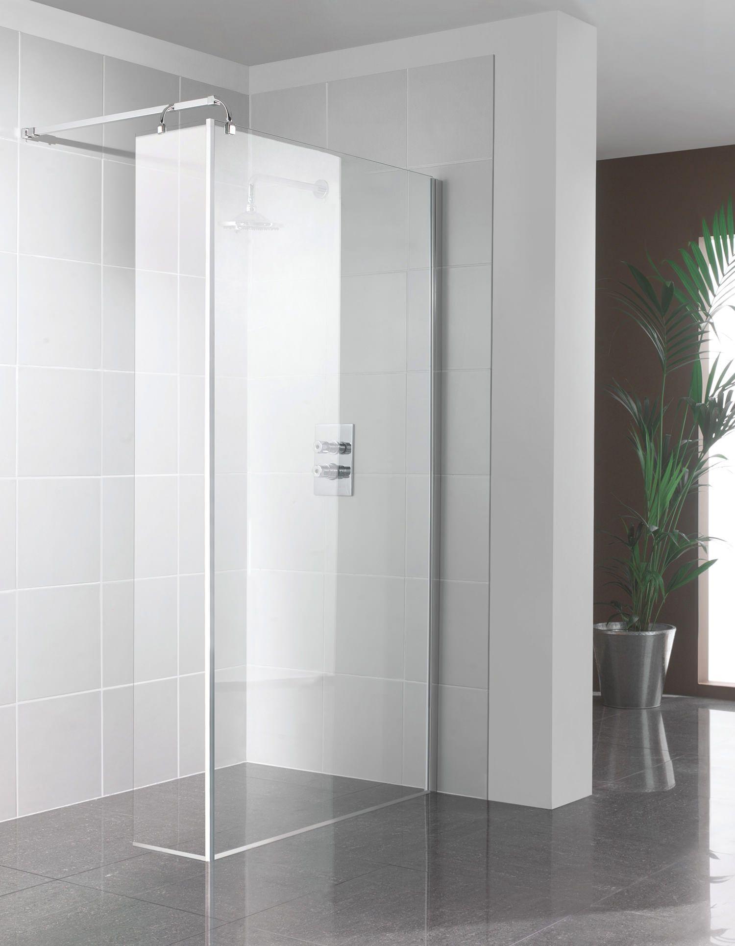 Manhattan Corner 1200mm Wetroom With 300mm Return Panel | New ...