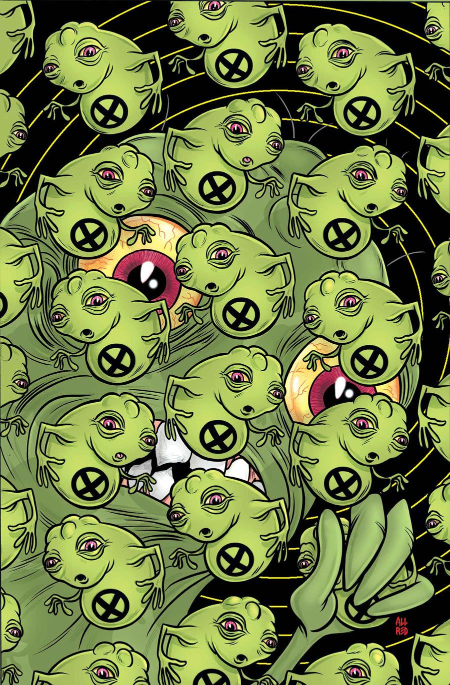 Doop by Mike Allred