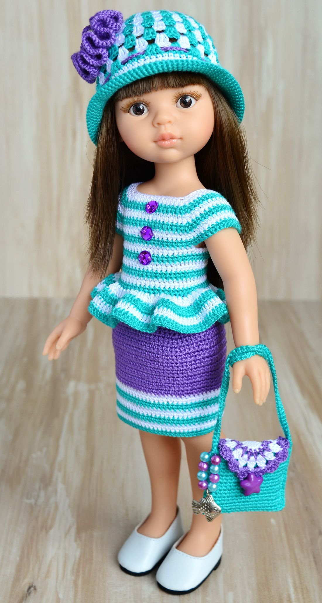 14.jpg | barbie modelos en crochet...!!! | Pinterest | Reinas ...