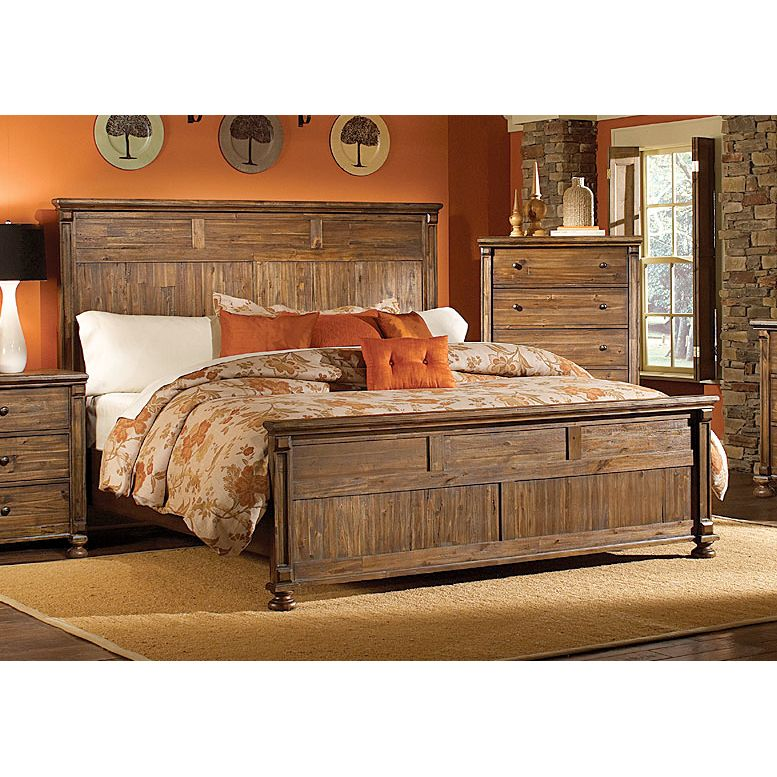 Homelegance King Panel Bed - $1000