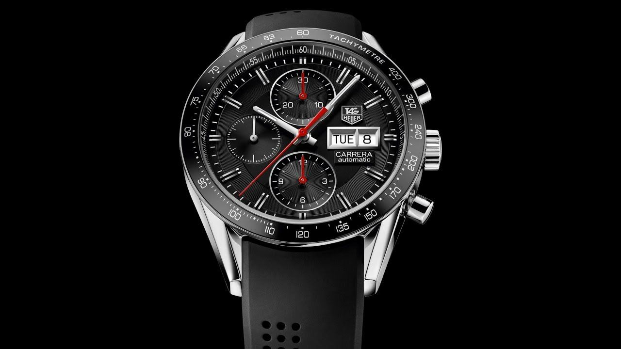 Get the best prices for Tag Heuer Carrera Calibre 16 watches