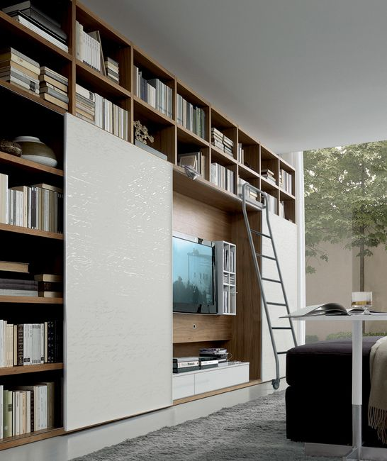 wall units & shelving systems - the finishing touch to your