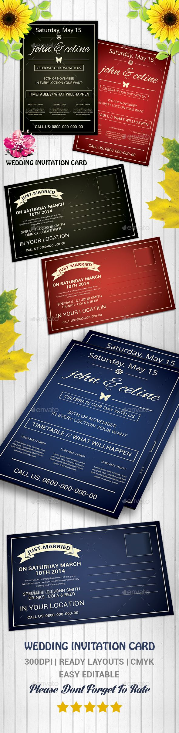 Wedding Invitation Card | Wedding invitation cards, Font logo and ...