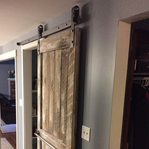 Sliding Barn Door Hardware Etsy Barn Door Hardware Barn Door Sliding Barn Door Hardware