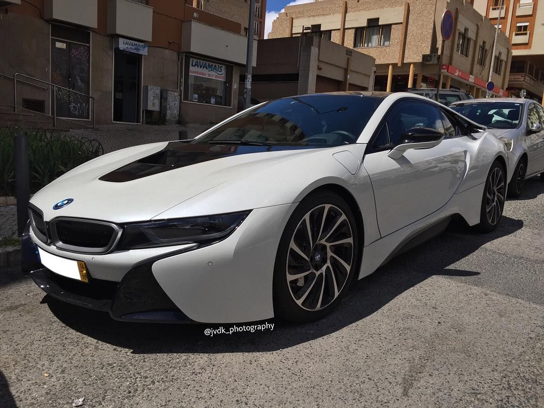 Bmw I8 Benfica Lisboa Supercarsinportugal Fil Old Bmw I8