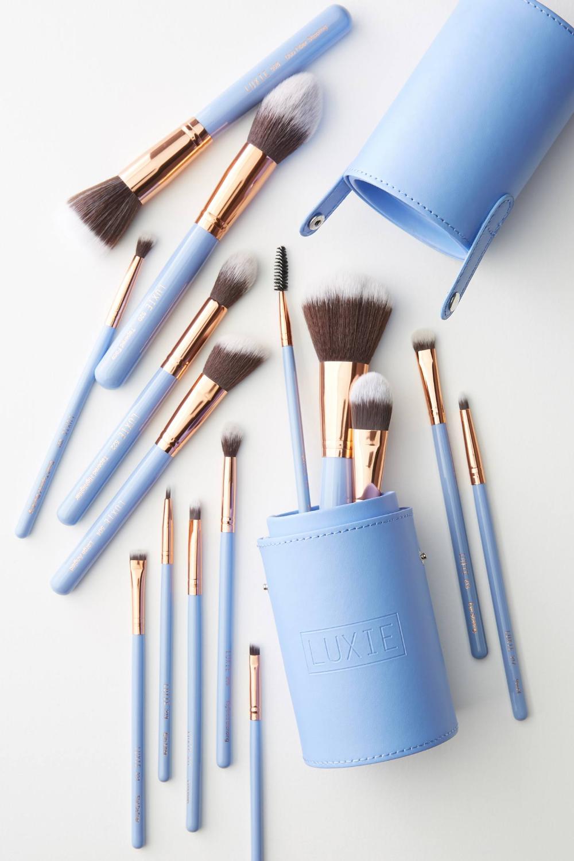 Luxie Dreamcatcher Brush Set Brush set, Eyeliner brush