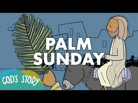 Children's Session: Palm Sunday - Children and Youth
