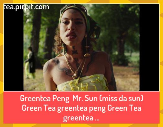 Photo of Greentea Peng  Mr. Sun (miss da sun) Green Tea greentea peng Green Tea greentea … – Greentea