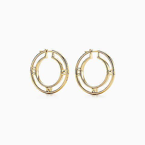 9a8d490fc Tiffany Bow:Earrings   Jewellery   Earrings, Jewelry, Hoop Earrings